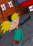 Hey Arnold by liliy