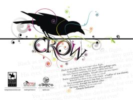 CROW by Bheeshoom