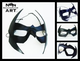 Nightwing inspired mask styles by nondecaf