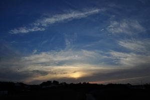 Cool Sunset_start by Chihito