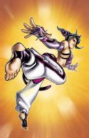 Colors training - Juri by linnosart