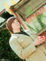 APH Romano: Setting up Shop by anthenii-san