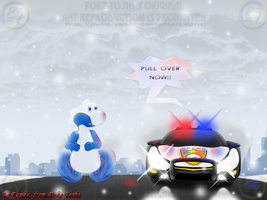 """Not Quite a """"Car Chase""""... by Mike-Dragon"""