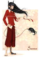Commission - Sauveur by NineInjections
