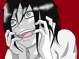 Jeff the killer- Madness by AliceMartinLH