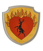Baratheon of Dragonstone sigil by Varvara64