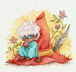 Child of the Forest (Autumn) by Nashimus