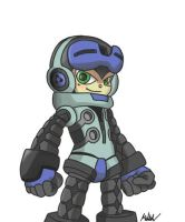 Mighty No.9! by supereva01