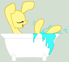 MLP Base- Batman Tub by Bases-4-Bronies