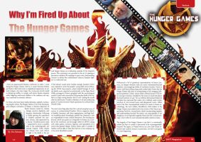 SHIFT Magazine: Why I'm Fired Up About The Hunger by artsfantasy