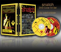 Snatch - DVD Cover Art by judefrombrain