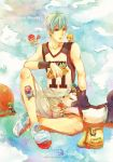 Kuroko no Hamsters by sea-flow