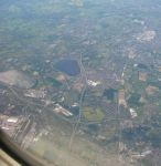 England from the sky again by coshipi