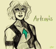 YJ Invasion: Artemis by CrazedPochamaXD