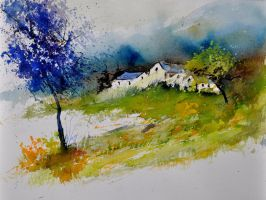 watercolor 214042 by pledent