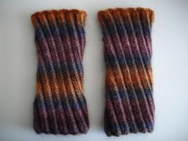 Prize - Russet Armwarmers by holls