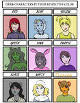 Color meme by Vih-chan