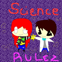 SCIENCE RULES by The-Tori