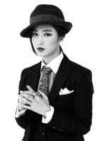 [RENDER] SNSD- YURI (MR. MR.) by Regine22
