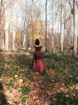 Christina-Into The Woods by Rubyfire14-Stock