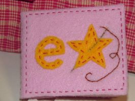 another Felt Needlebook by starrley