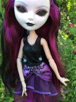 Jane Everlasting doll by WolfyTheVampire