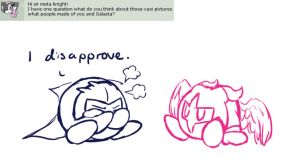 Question 99 by Ask-MetaKnight