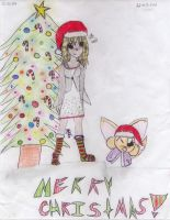 merry christmas by Eehli