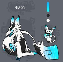 Volos by TheseWeirdFishes