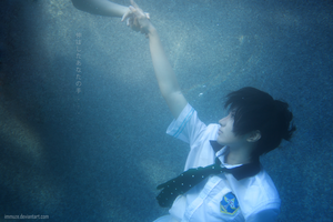 Free! I'll never let you go by ImMuze
