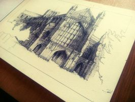 Winchester Cathedral.. Finished by hipple25