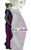 Joker Design by Mayshha