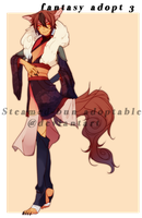 Fantasy Adopt: 3 (ended!) by Steamed-Bun