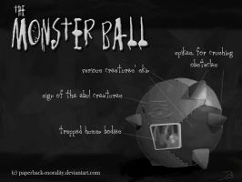 The Monster Ball by paperback-morality