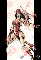 Elektra color by Fpeniche