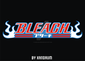 Bleach Logo by Xandaum-Zer0