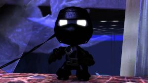 Littlebig Planet Noob Saibot by Canovoy