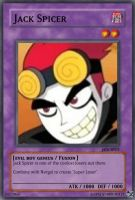 jack spicer card by Starburst27