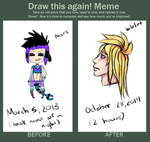 Draw This Again by Chenouin