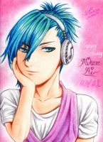 *HBD Mikaze Ai!* by AniMusision