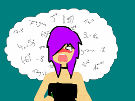 I have died because of math by XMidnightX1