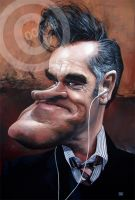 Morrissey by RussCook