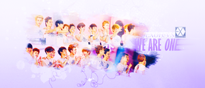 EXO banner 01 by 030288