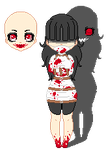 100 Theme Adoptable Challenge - 1. Insanity (Open) by LittleAlyce