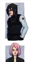 ss Winter Soldier by arch-nsha