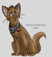 Michael Reed Kitty by Bane-Shadows