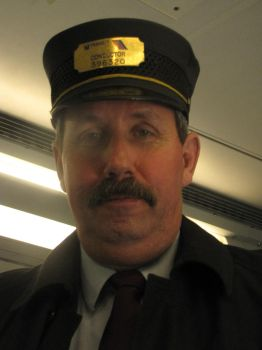 Train Conductor by Atren
