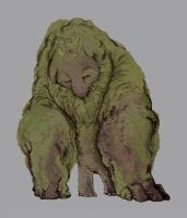 Rock Ogre by Thomas-Wakely
