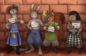 Redwall Revolutions Commission by twapa