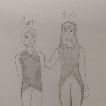 Rory and Andris by Ren1327